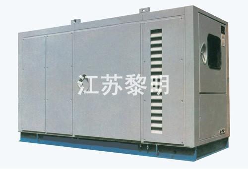 低噪音柴油发电机组特点高清图片